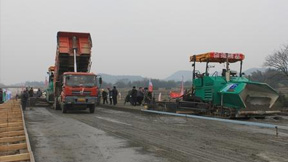 G255國道瓊海段改造工程